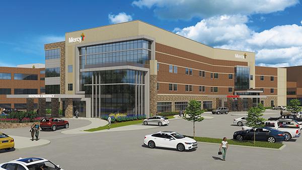 Mercy Hospital Fort Smith Announces $162 Million ER, ICU Expansion