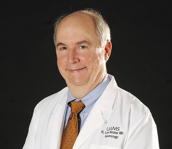 Neurologist Robert L.